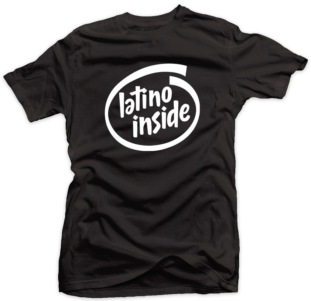 LATINO INSIDE T-SHIRT