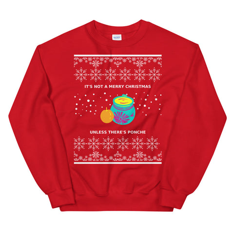 Christmas Sweater - Ponche