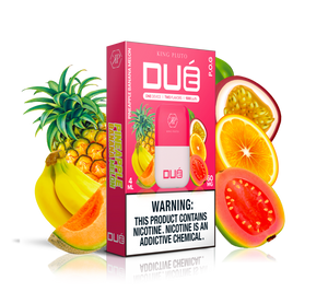 KING PLUTO - DUÉ 10-pack - PINEAPPLE BANANA MELON X P.O.G. - The Loon Wholesale