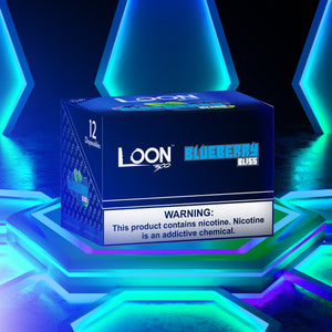 LOON 300 BLUEBERRY BLISS 12-PACK - The Loon Wholesale