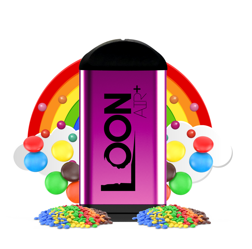 LOON AIR+ - RAINBOW DROPS 10-PACK - The Loon Wholesale