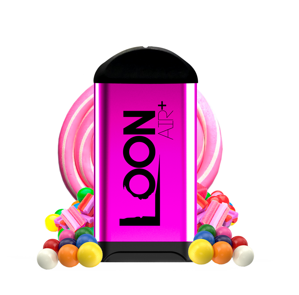 LOON AIR+ - BUBBLE GUM 10-PACK - The Loon Wholesale
