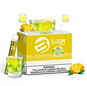 LOON BULLET ICED LEMON 10-PACK - The Loon Wholesale