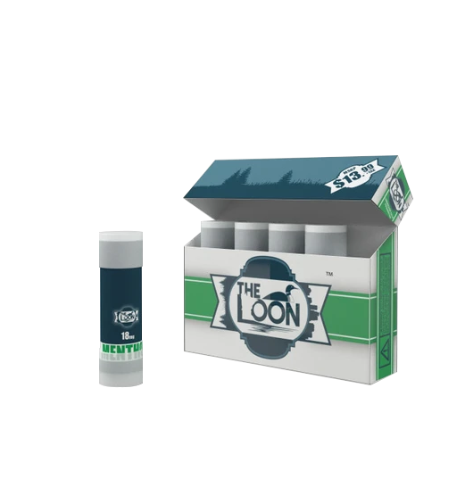 The Loon Menthol Reload Shot 10-Pack - The Loon Wholesale