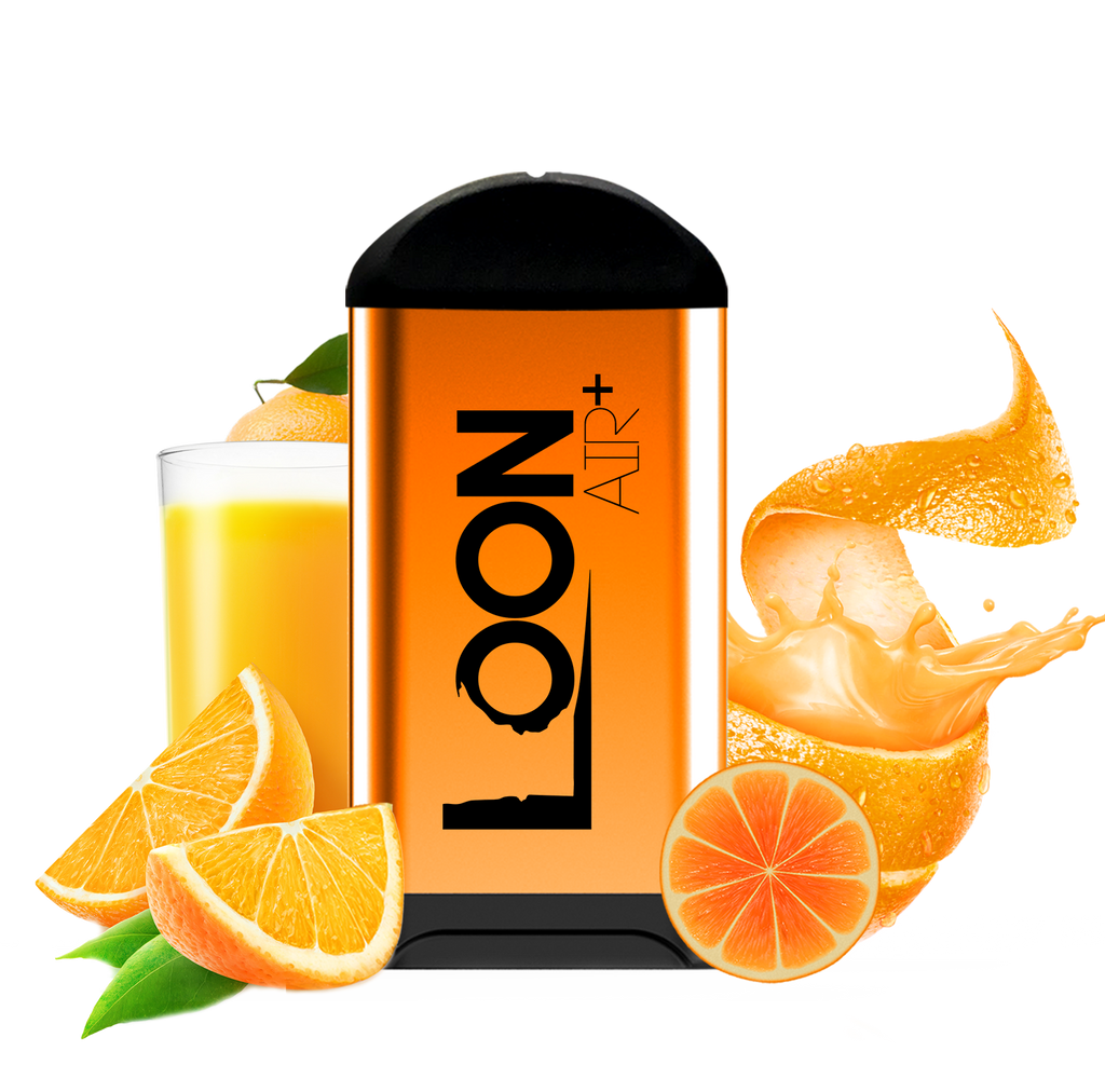 LOON AIR+ - ORANGE FANTASIE 10-PACK - The Loon Wholesale