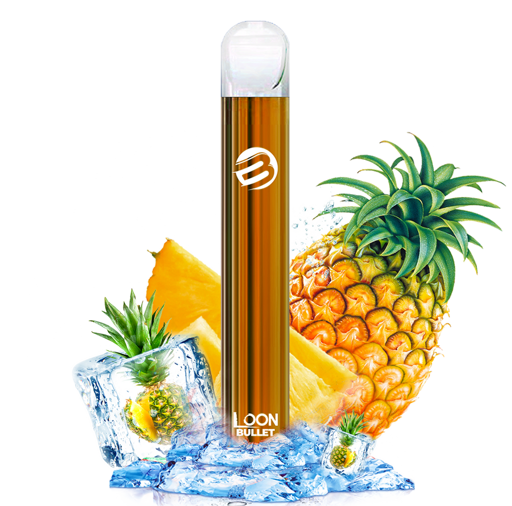 LOON BULLET ICED PINEAPPLE 10-PACK - The Loon Wholesale