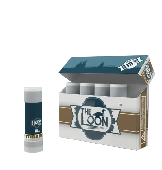 The Loon Tobacco Reload Shot 10- Pack - The Loon Wholesale