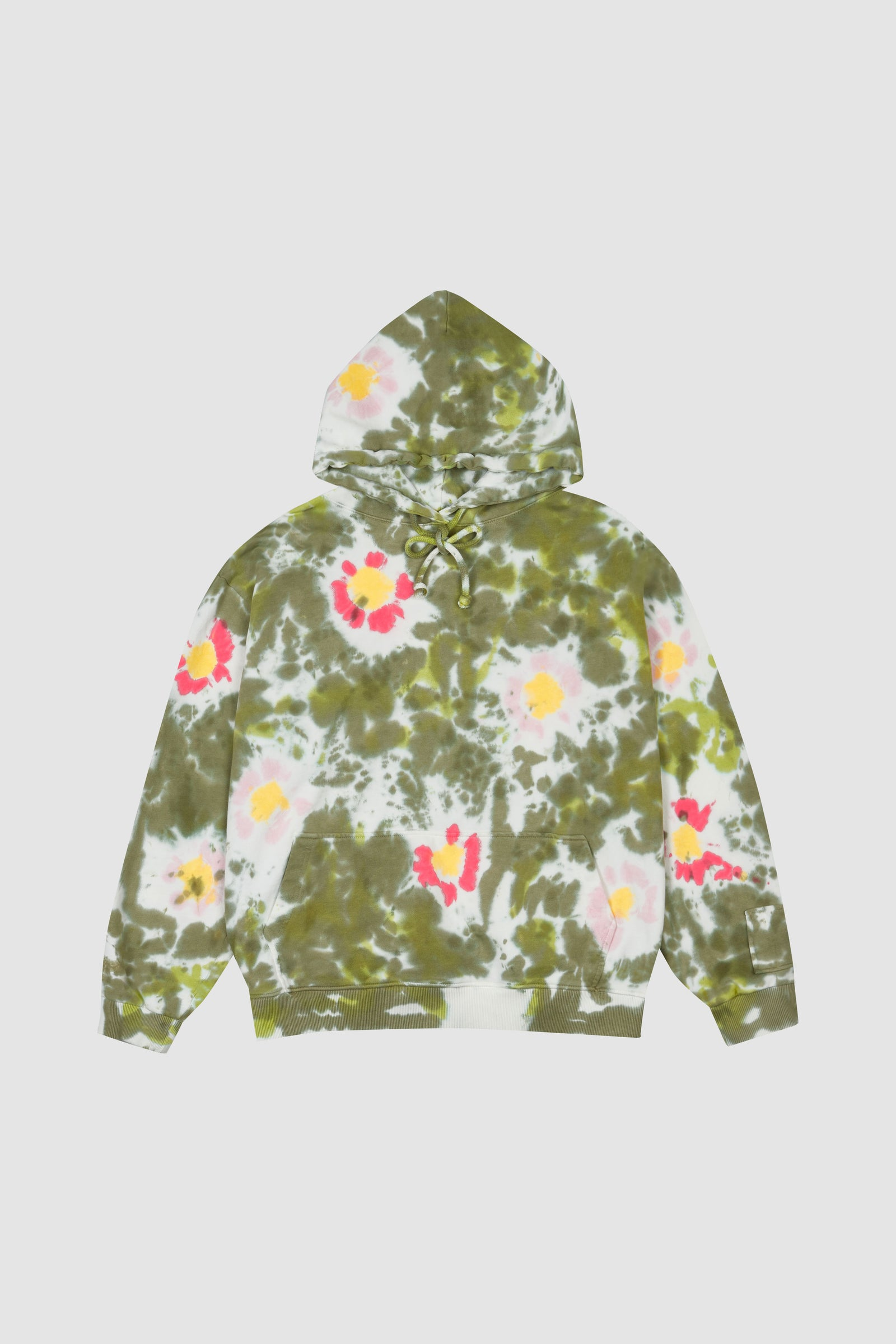 Photo of Cherry Blossom Tie-Dye Hoodie, number 2
