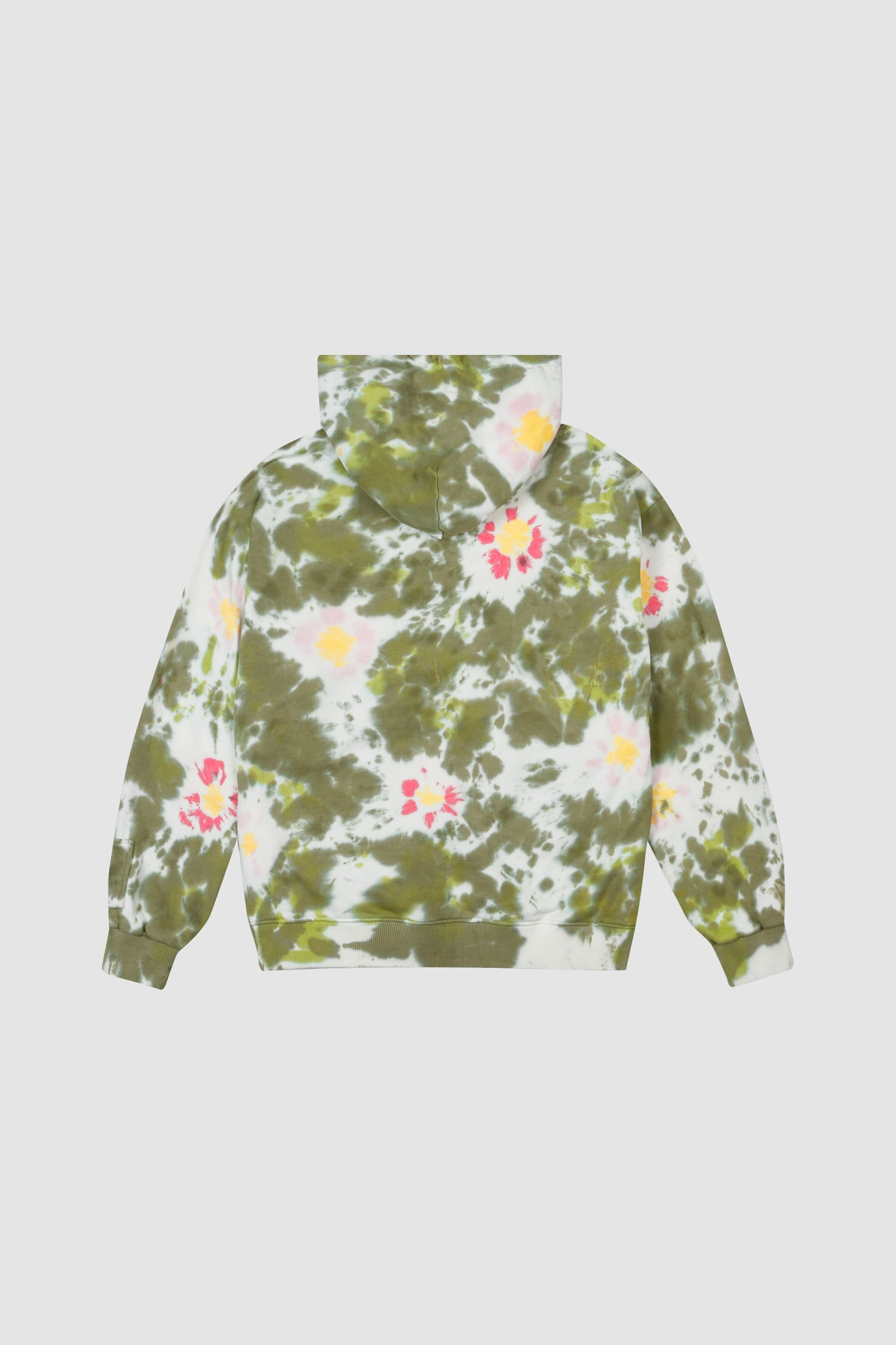 Photo of Cherry Blossom Tie-Dye Hoodie, number 3