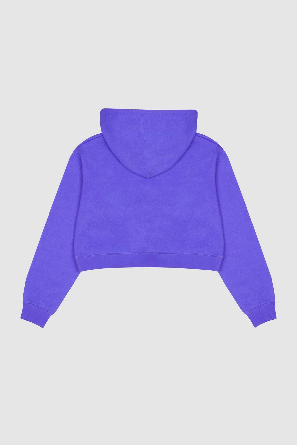 Photo of Violet Kush Women's Cropped Hoodie, number 5