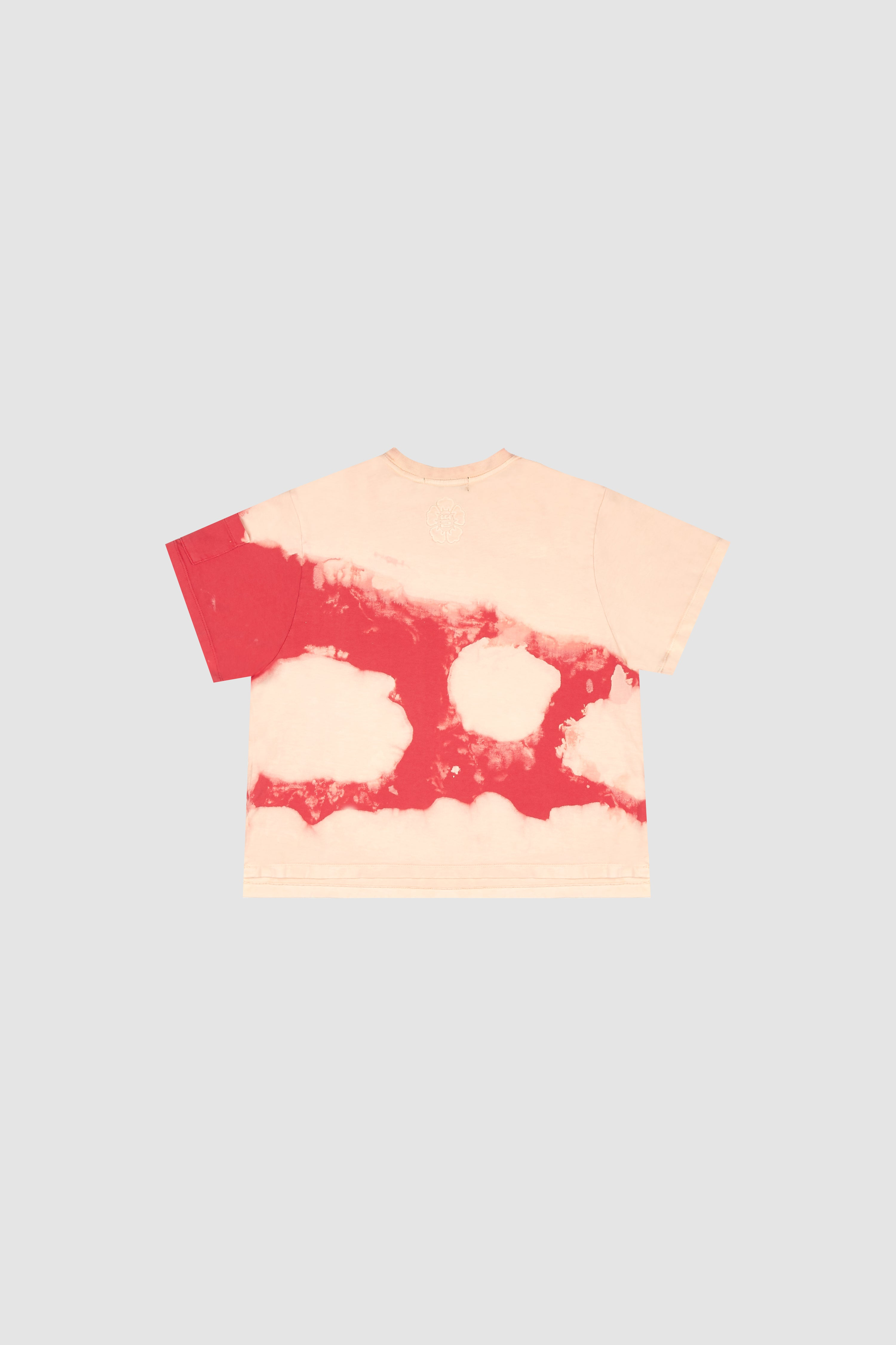 Blood Orange Potassium Crop Top