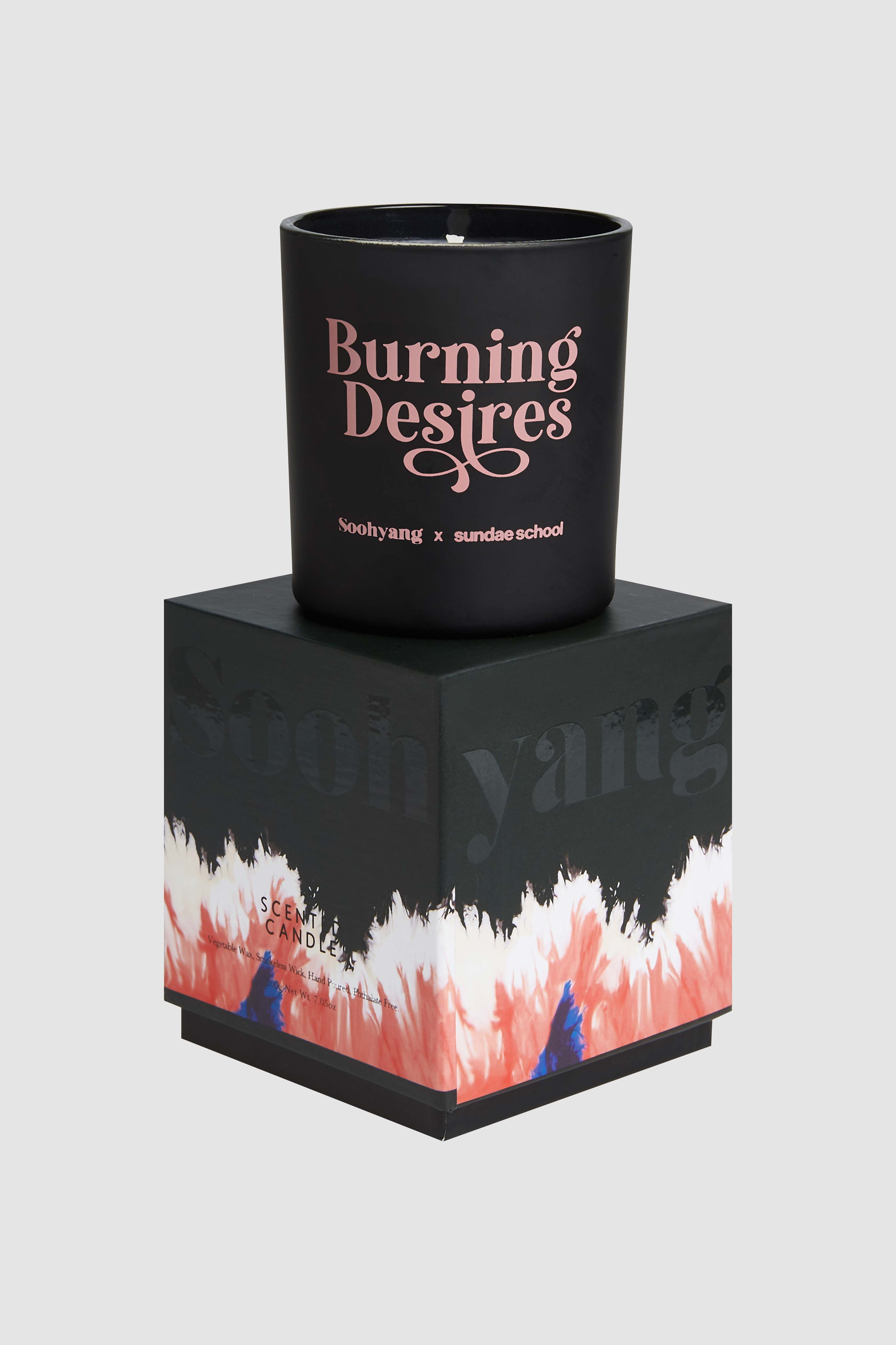 Burning Desires Candle [Collab x Soohyang]