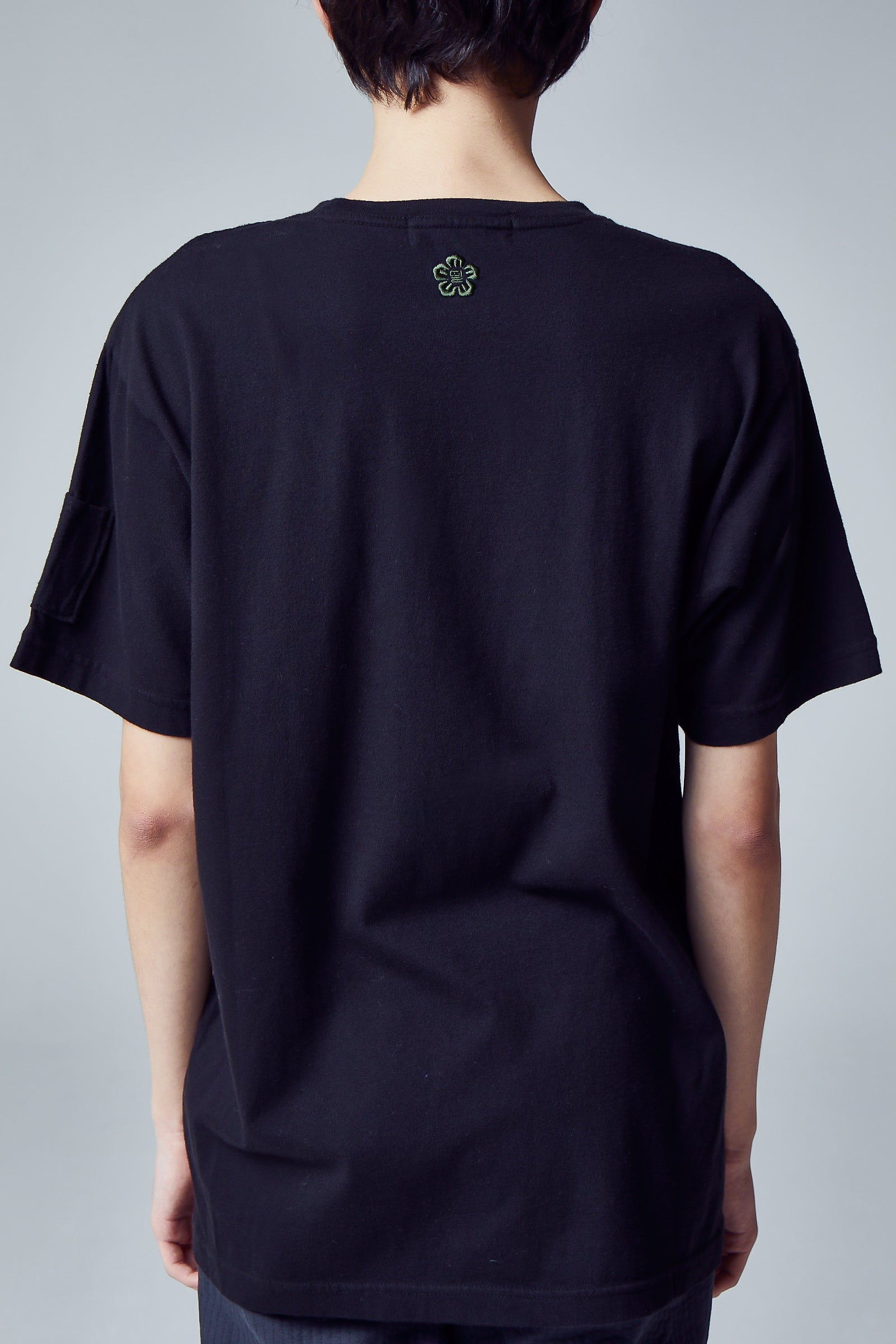 Wave Korean Logo T-Shirt