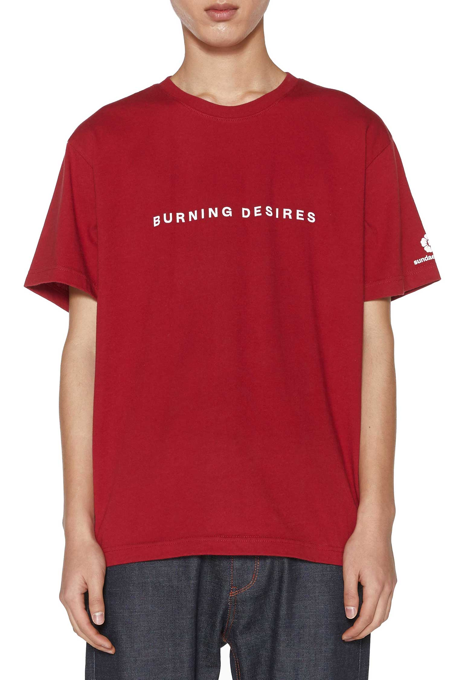 Burning Desires T-shirt / Red