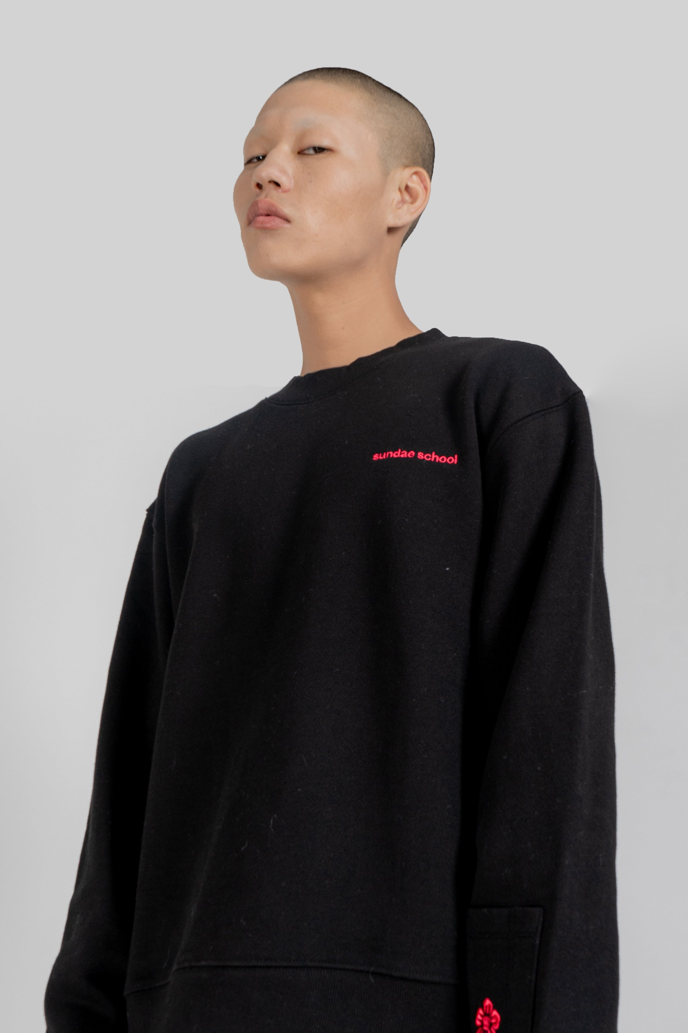 Uniform Logo Crewneck