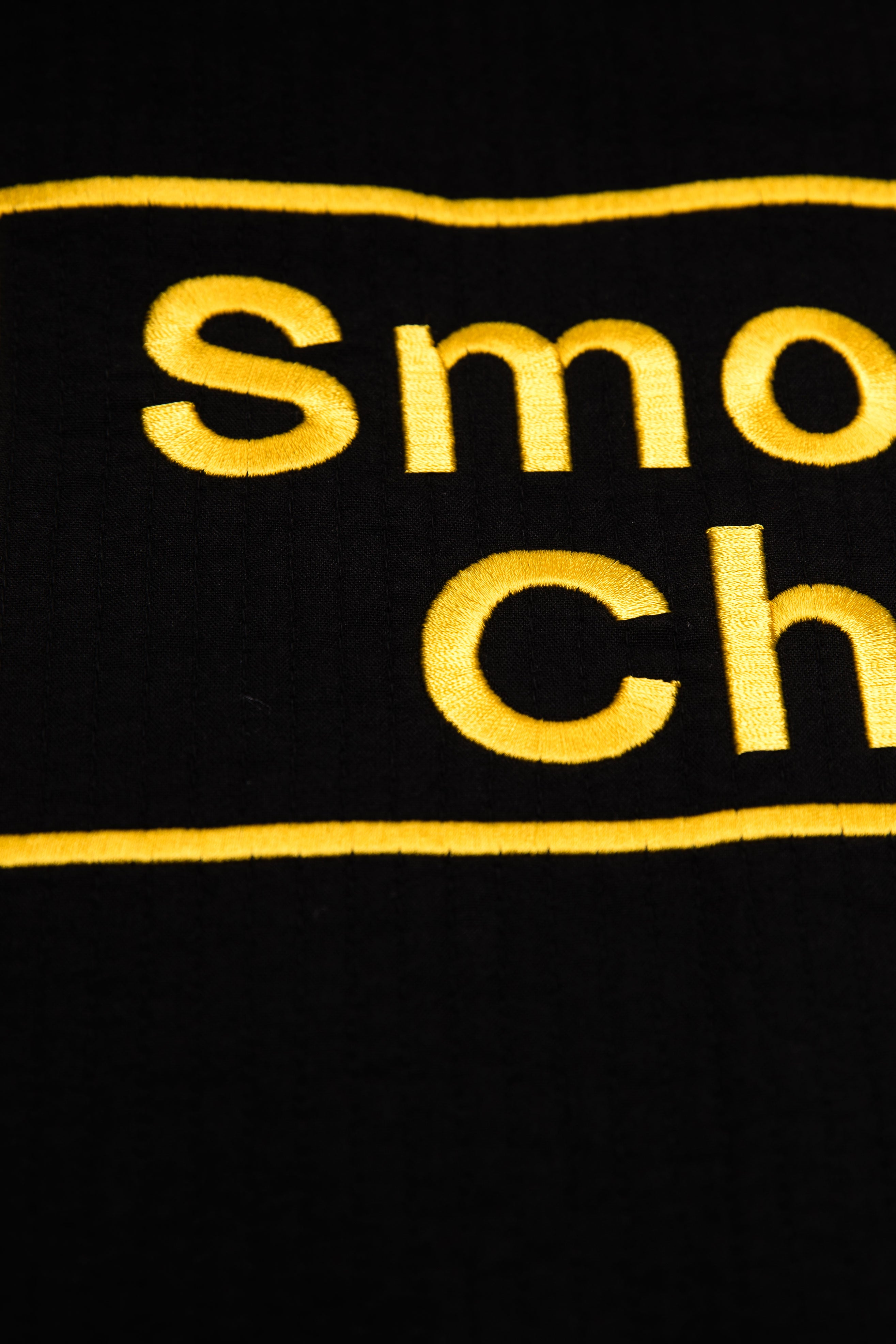 Smoking Chills Nubi Monk Shirt
