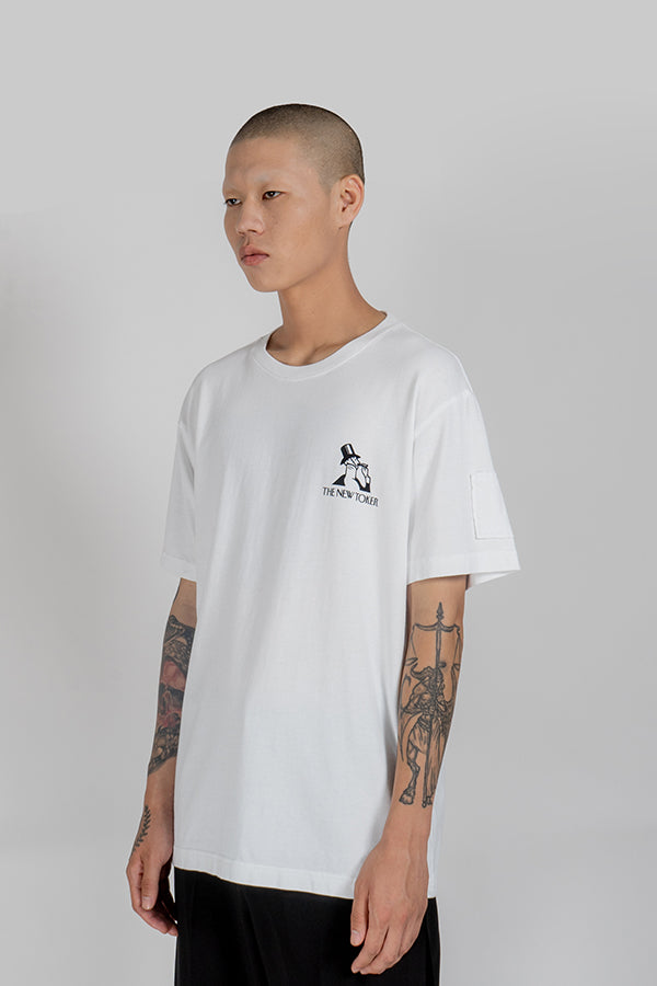 New Toker T-Shirt / White