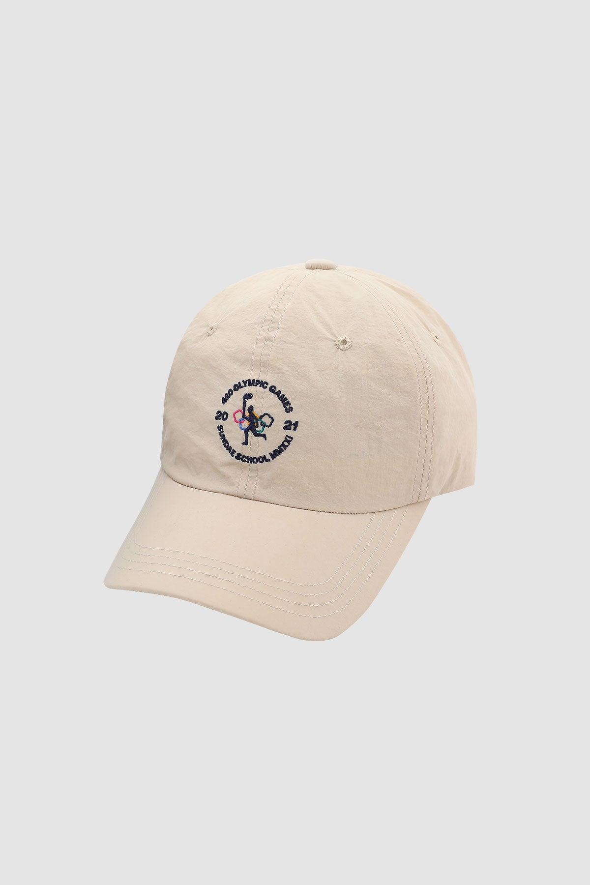 Photo of 42Olympics Ivory Nylon Cap, number 2
