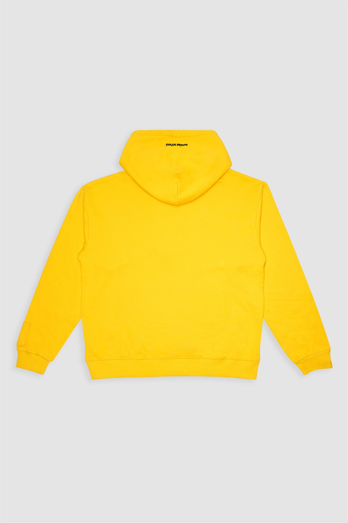 Well Smoked Hoodie / Yellow
