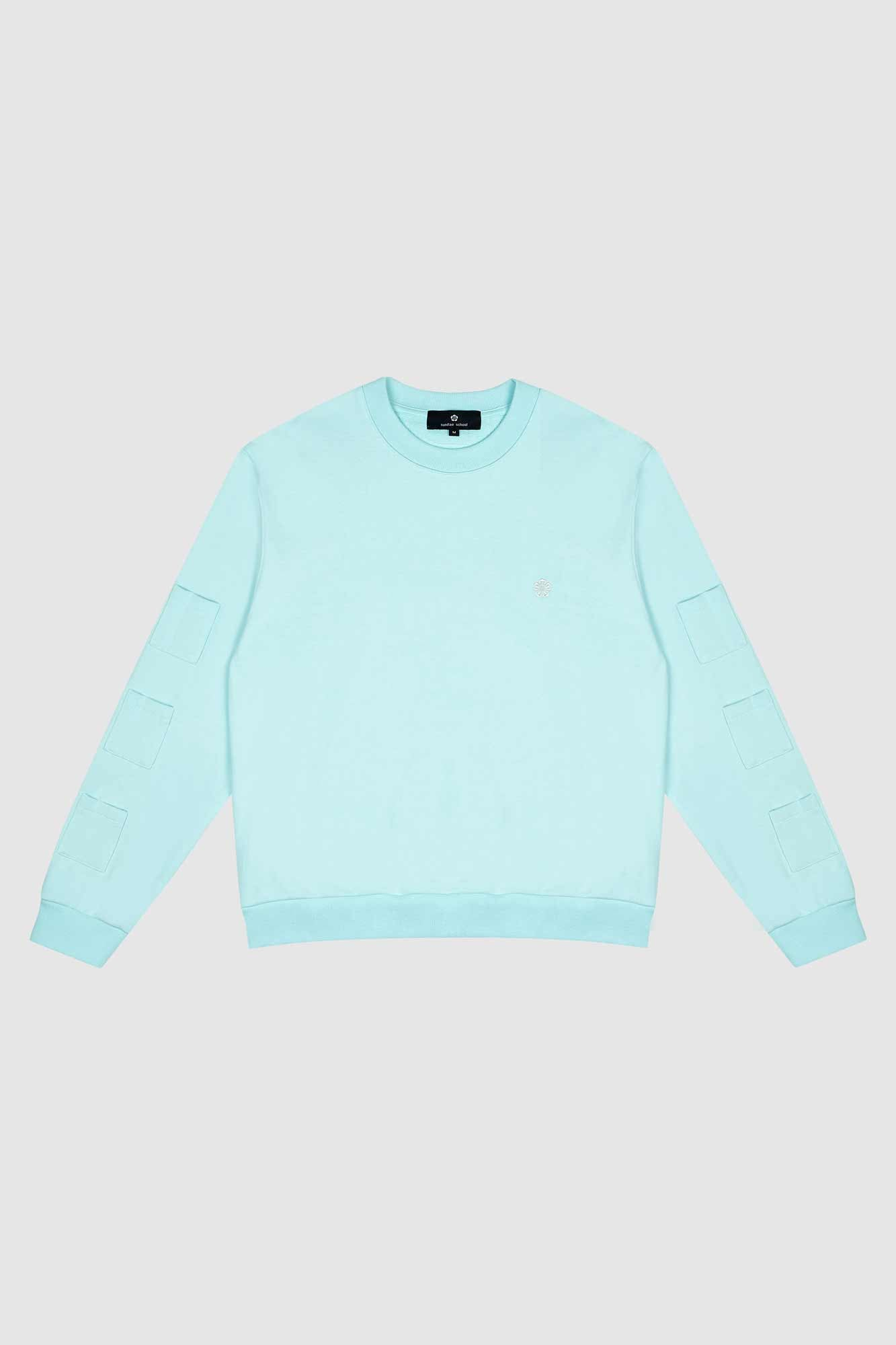Photo of Beach Blue Uniform Crewneck, number 5
