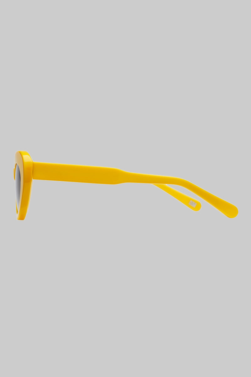 Tiger Mom Sunglasses / Yellow