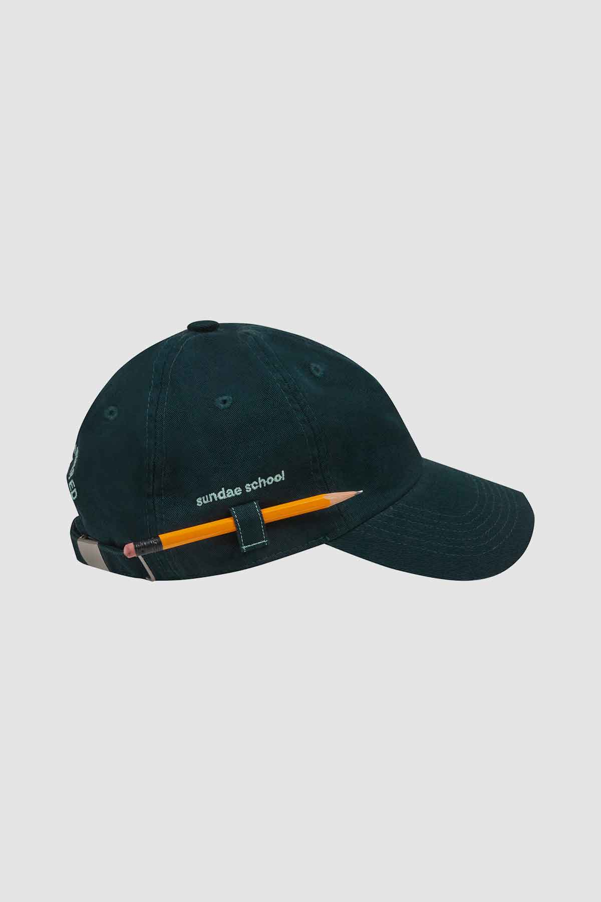 Photo of Logo Cap / Dark Green, number 3