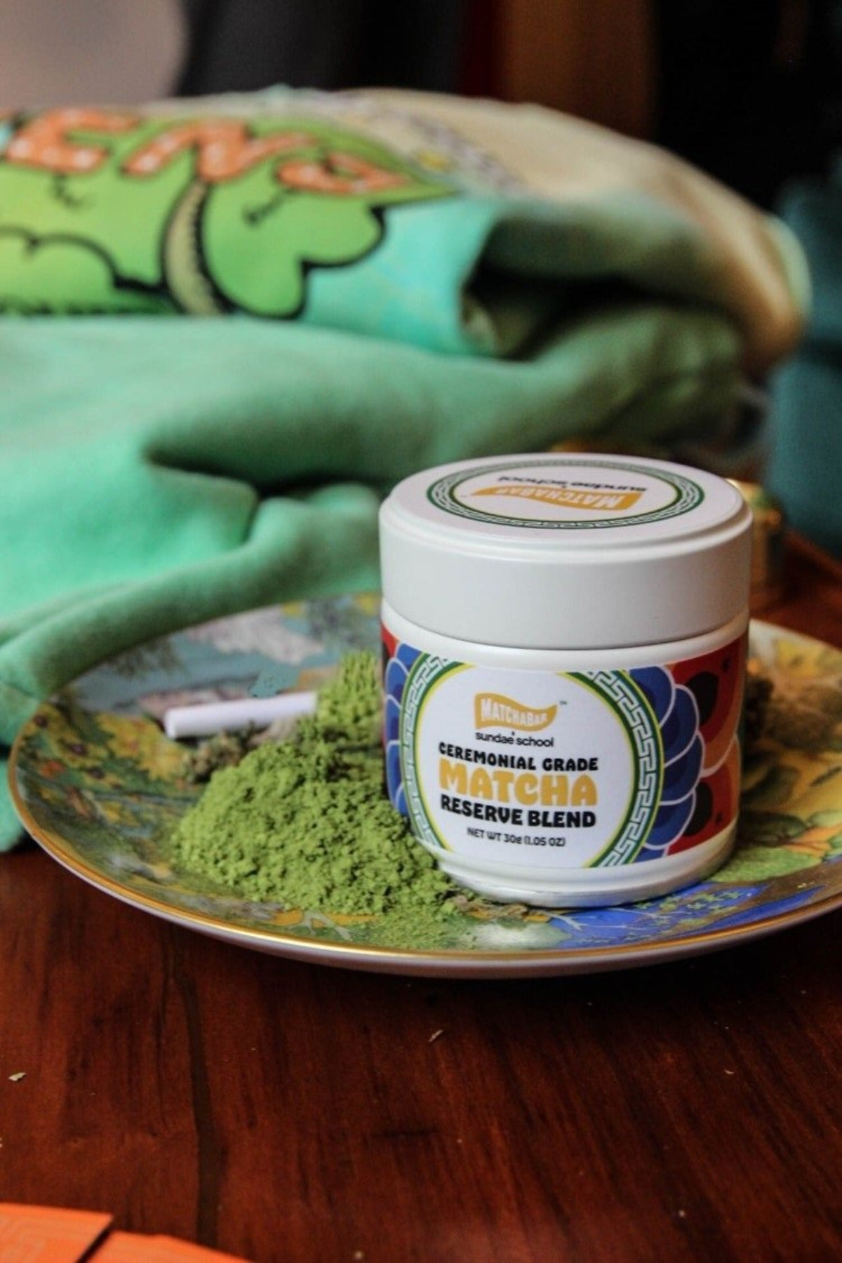Reserve Blend Matcha Powder [Collab x MatchaBar]
