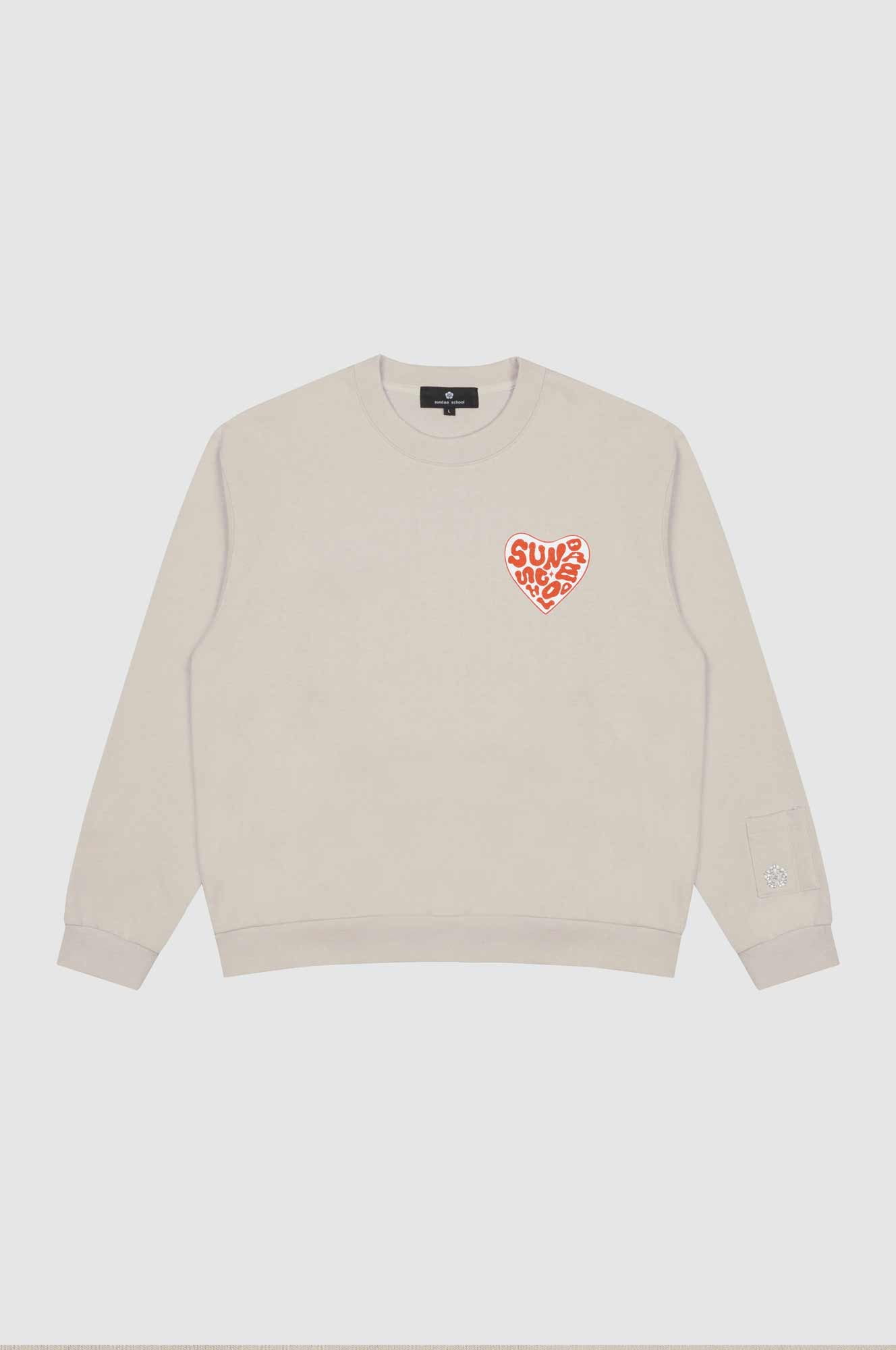Love & Peace Crewneck