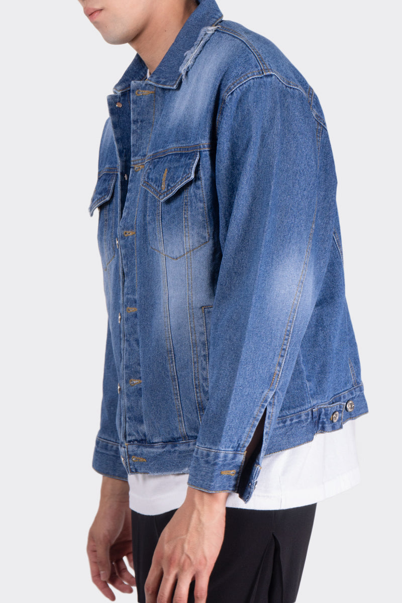 Photo of Blue Dreamers Denim Jacket, number 2