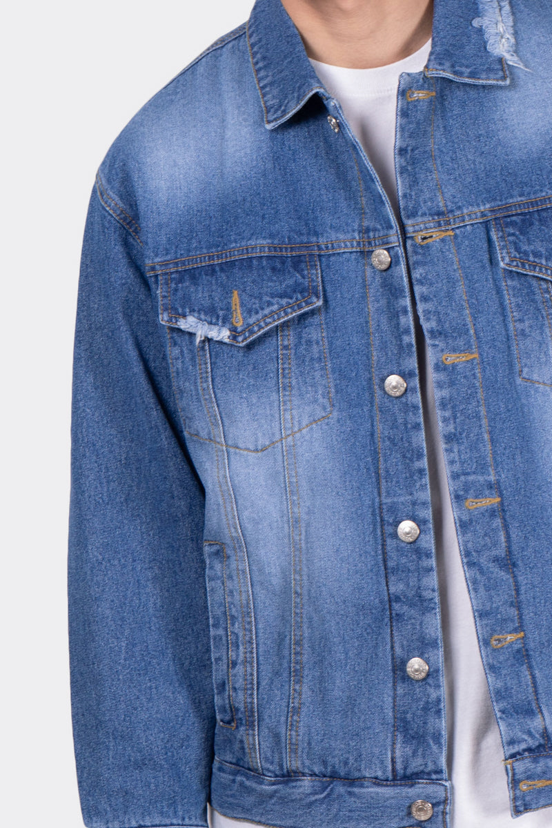 Photo of Blue Dreamers Denim Jacket, number 4