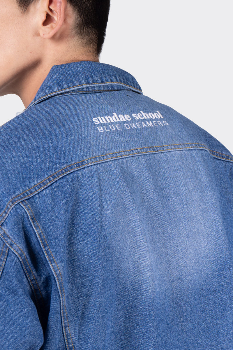 Photo of Blue Dreamers Denim Jacket, number 5