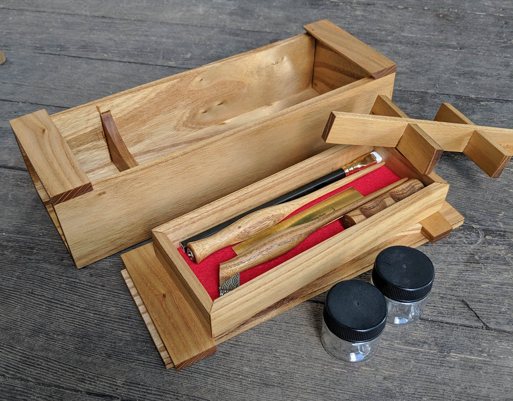 Custom Pen Box Set