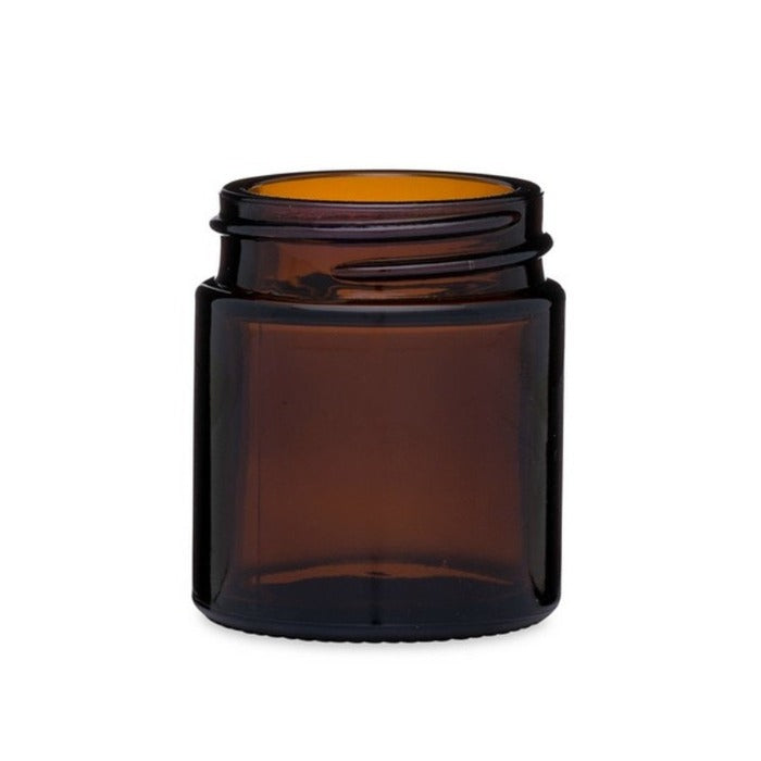 Amber Ink Jar & Cap
