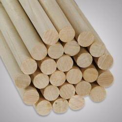 Hardwood Dowel Rod for Segmenting