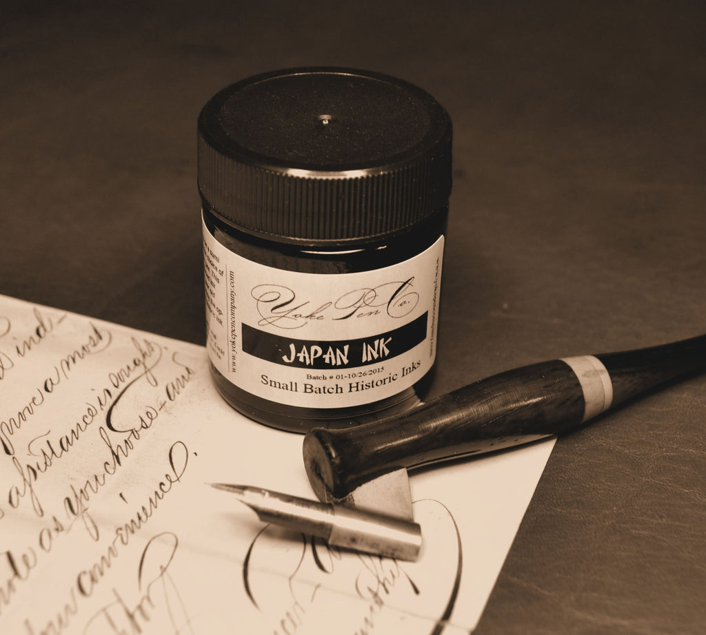 Japan Ink - Small Batch Historic Ink