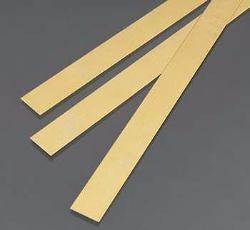 Brass Oblique Flange Making Strips (5 Pack)