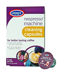 Nespresso Machine Cleaning Capsules