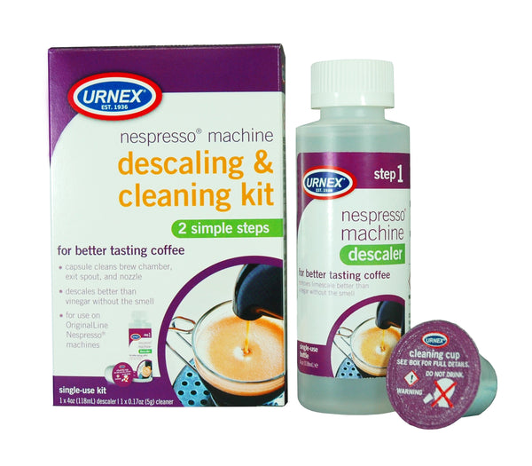 Nespresso Machine Descaling & Cleaning Kit