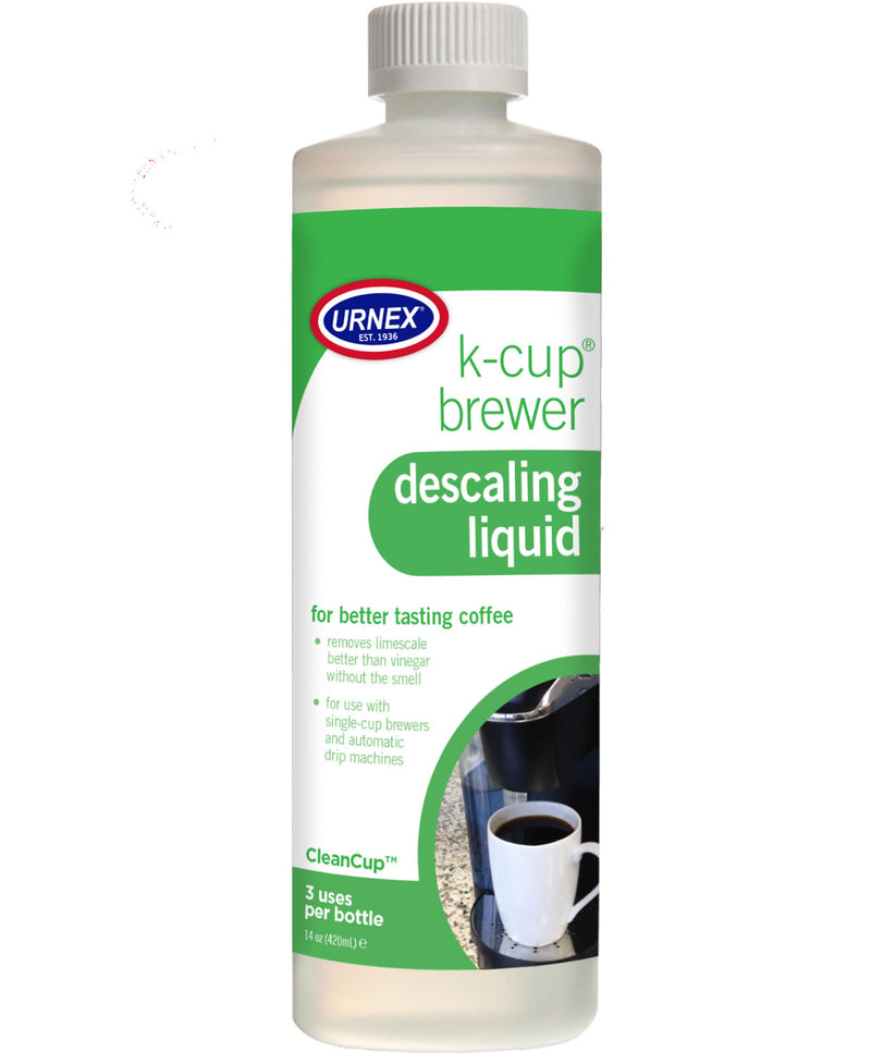 CleanCup Keurig K-Cup Descaling Liquid