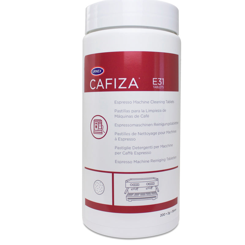 Cafiza E31 2g Cleaning Tablets - 200