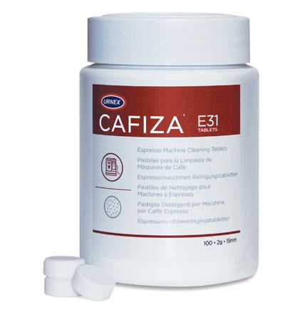 Cafiza E31 2g Cleaning Tablets - 100