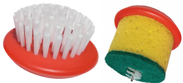 Scrubz Brush Head Set