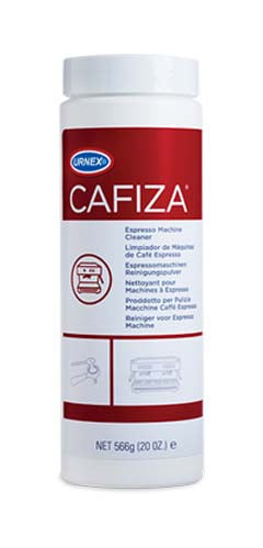 Cafiza 566g Espresso Machine Cleaning Powder - NSF Certified