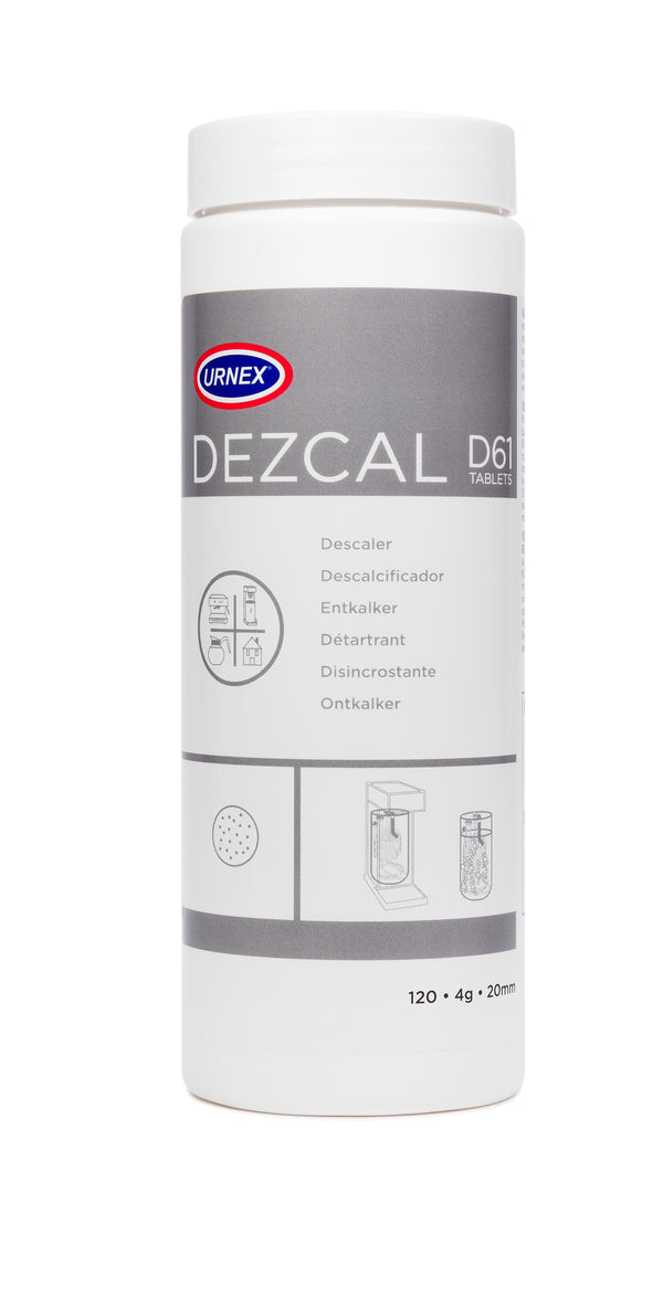 Dezcal Tablets 120 - Activated Scale Remover