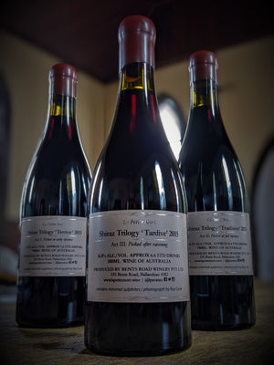 3-Pack: Shiraz Trilogy 2015