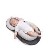 Babymoo™ Fold N Go Baby Bed Pillow Premium Newborn Lounger