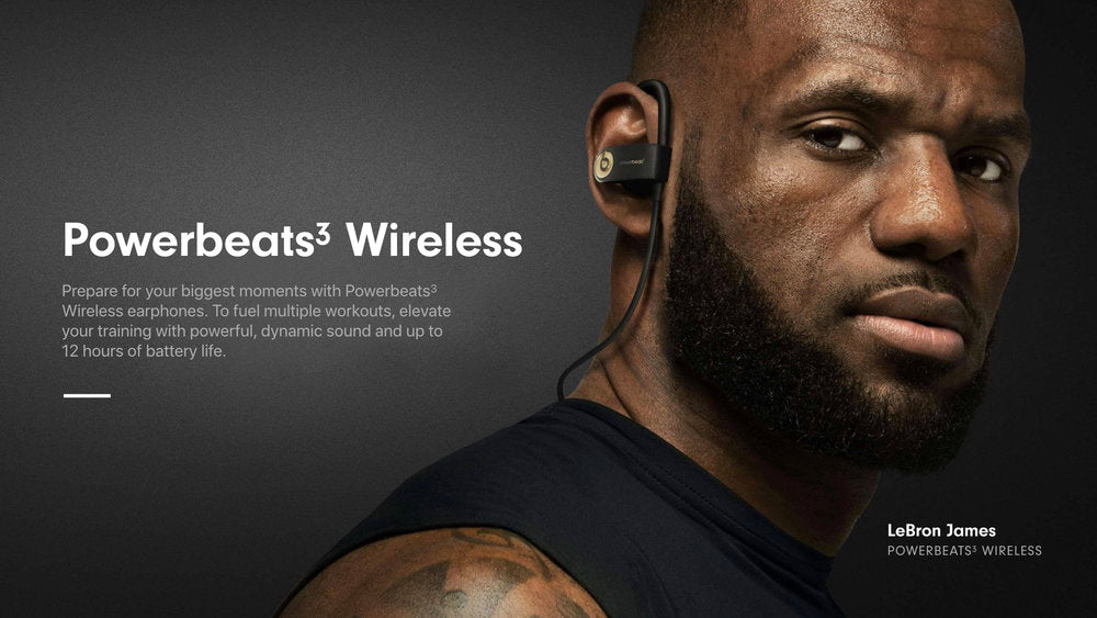42c1a52fa14 Load image into Gallery viewer, POWERBEATS 3 WIRELESS EARPHONES ...