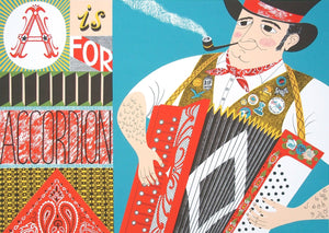 A is for Accordion - Penfold Press