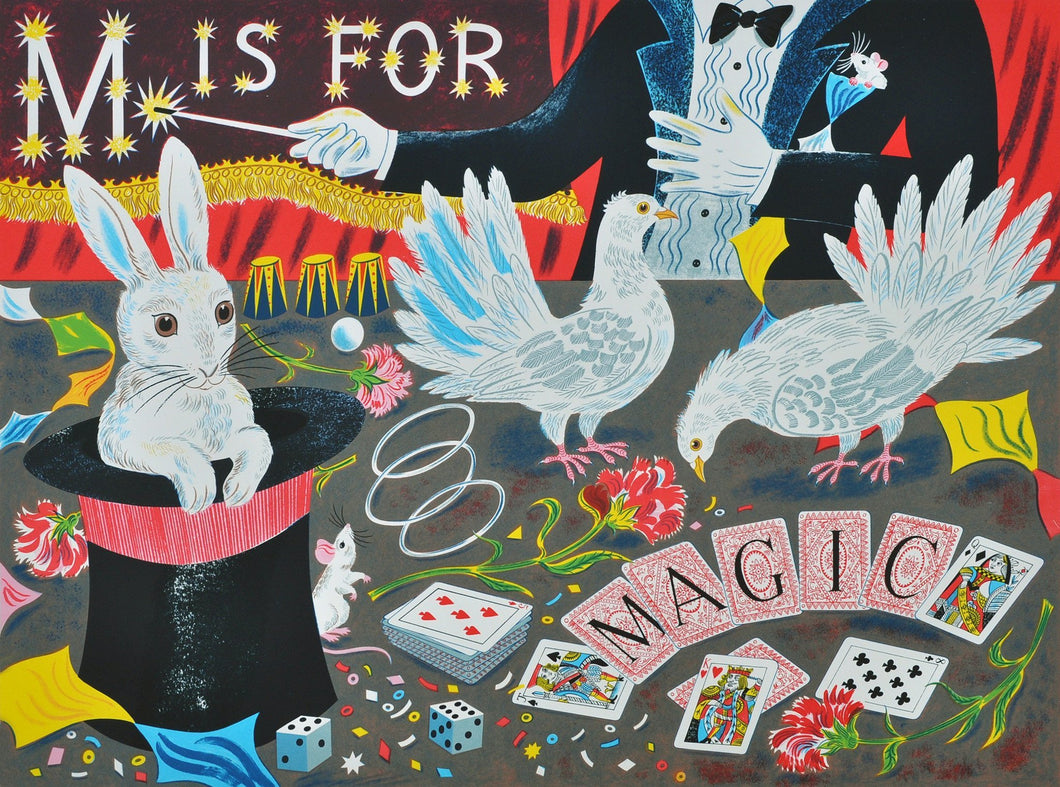 M is for Magic - Penfold Press