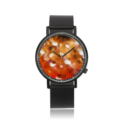 coffee bubble art watch, gifts for coffee lovers